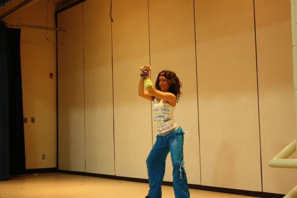 Zumba Audition