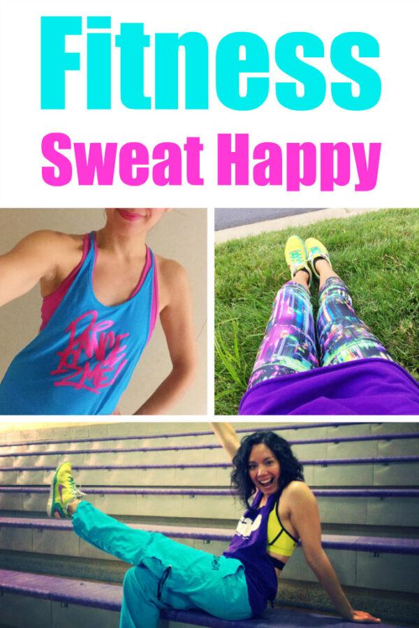 FitnessSweatHappy