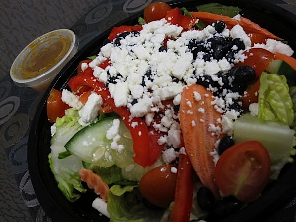 Head-Sized Salad