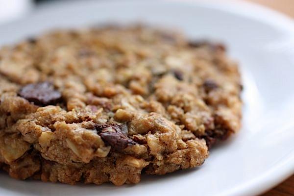 Vegan Cookie Monster