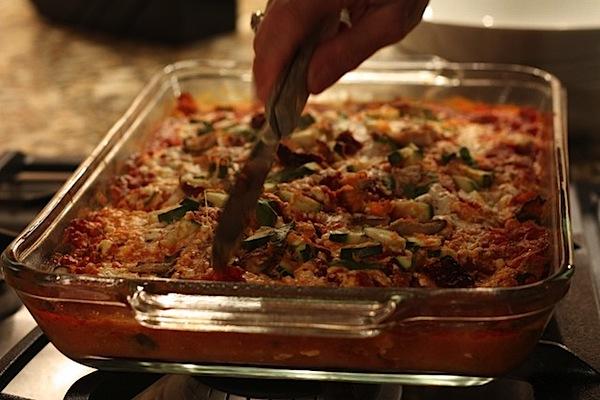 M4L Guest Post: Kath Eats – The Best Vegetable Lasagna