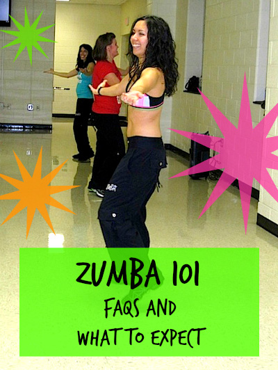 Zumba 101 - What is it and what to expect