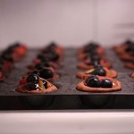 Vegan + Gluten-Free Mini Berry Tarts Recipe