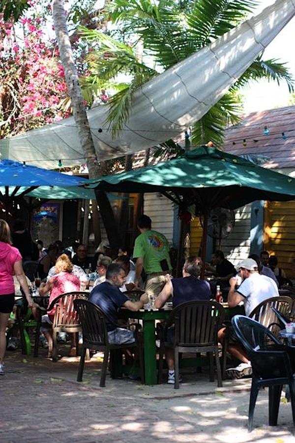Blue Heaven Brunch – Key West