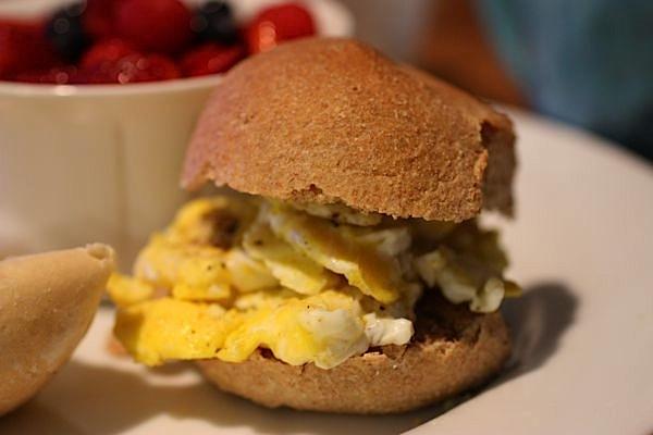 Oops Early Morning = Fantabulous Breakfast