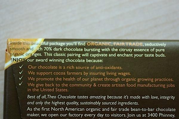 Mini Spinach/Rice Frittatas + Theo Orange Dark Chocolate