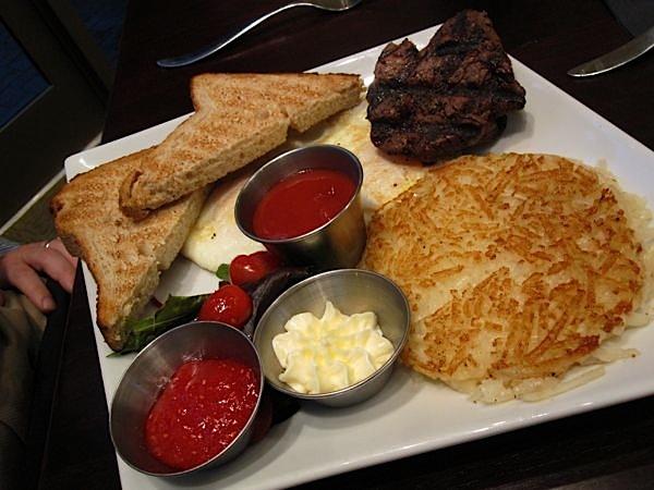 Anniversary Breakfast + Taco Tuesday