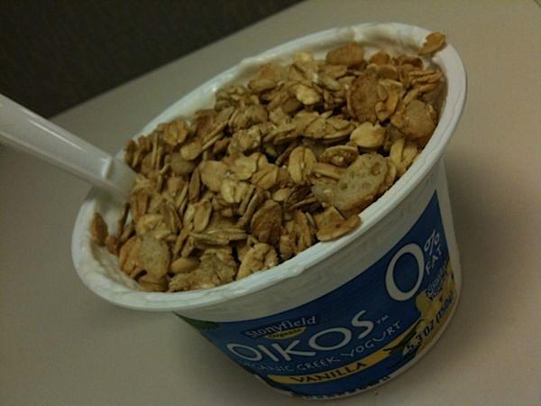 Healthy Grab + Go Breakfast