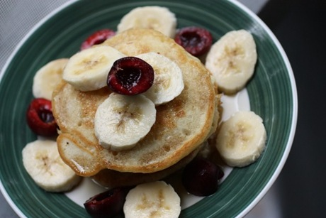 Cherry Banana Short Stack