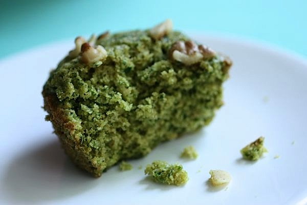 Green Monster Muffins Recipe