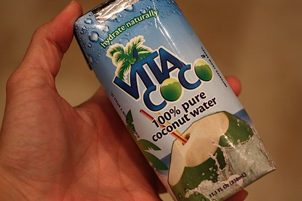 Coconut Water = Super Hydration