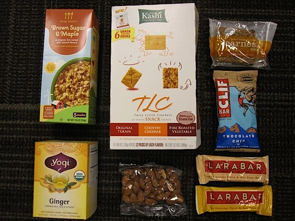 Work Chic: Best Healthy Snacks to Keep at the Office