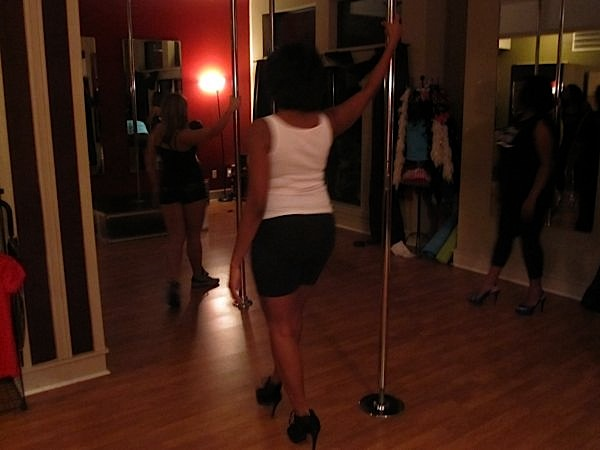 Not sure if you have a place in town that offers pole dancing classes in  your area  but a lot of people actually have parties at these places for  many. My Night on the Stripper Pole   The Chic Life