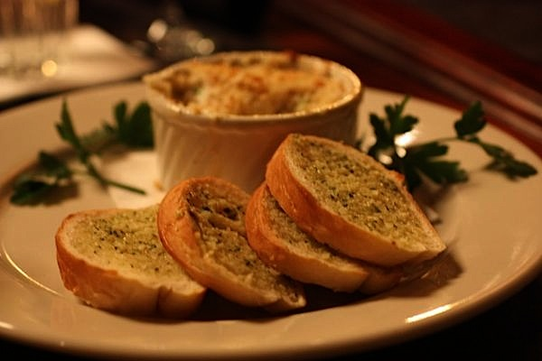 Bloggies Do Providence Cafe