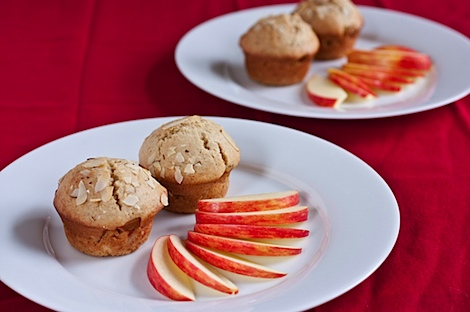 Individual Apple Breakfast Cakes Recipe