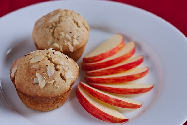 Individual Apple Breakfast Cakes