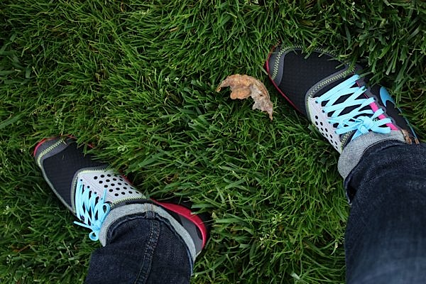 Nike ID Zumba Shoes