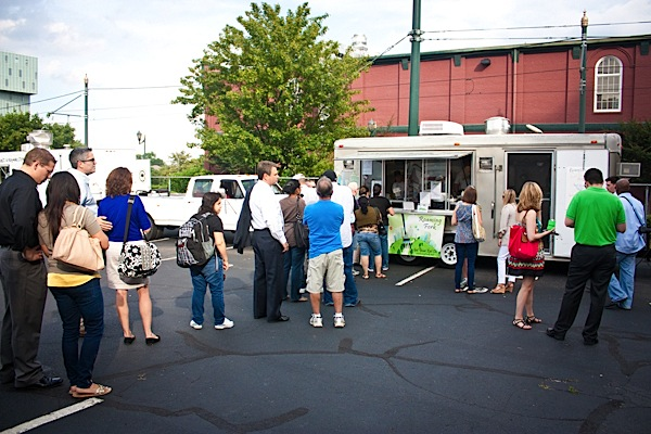 Chow Down Uptown (Food Truck Rally)