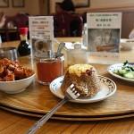 Dim Sum Yum & Vintage Fiestaware Finds
