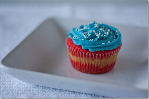 Fourth of July Cupcakes Recipe