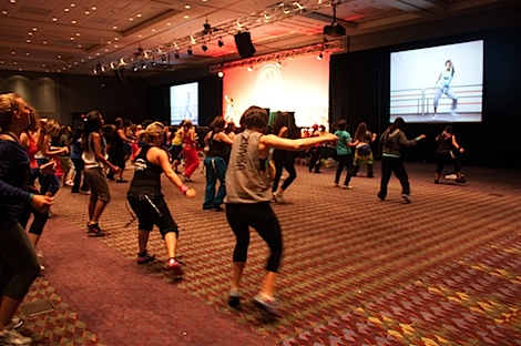 Zumba Convention 2011 {Day 3} - Caribbean Hotness, Master Class, & Pool Time
