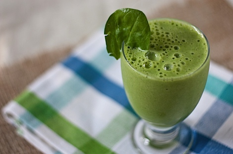Green Monster Smoothie Basic Recipe and Tips