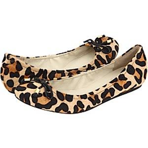 Chic Shops: Leopard Print Ballet Flats