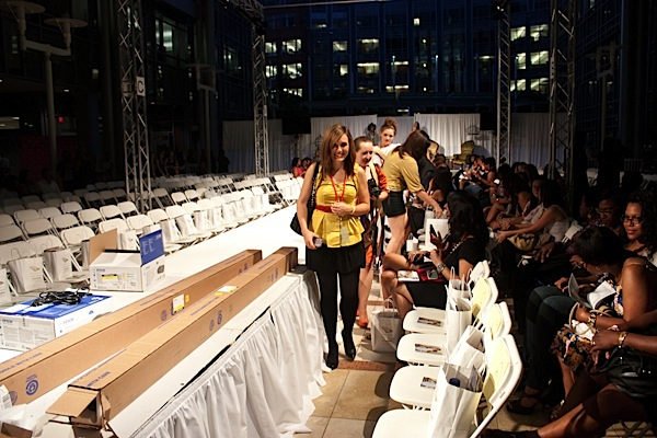 Charlotte Fashion Week 2011