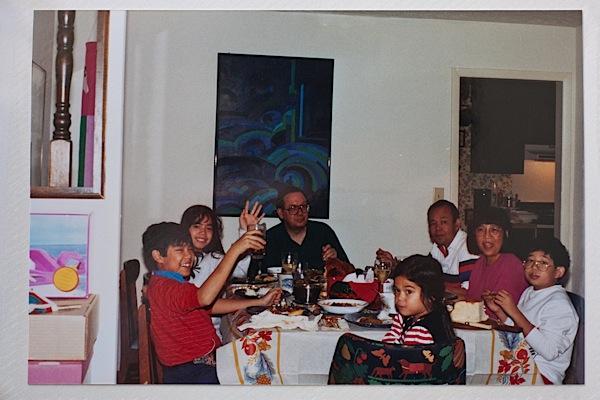 Filipino Fusion Thanksgiving
