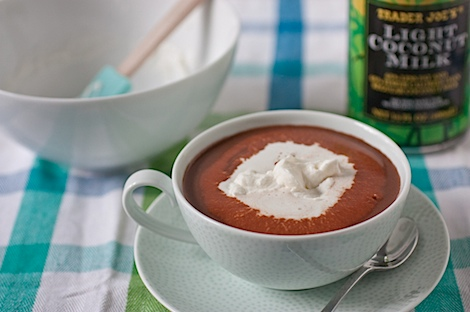 Coconut Milk Hot Chocolate Recipe