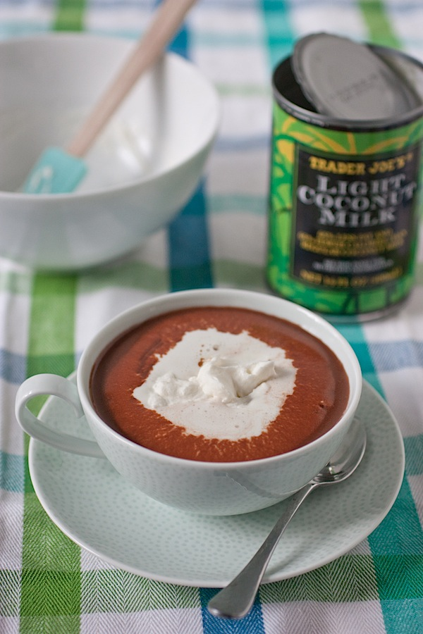 Coconut Milk Hot Chocolate Recipe {Happy National Hot Chocolate Day ...
