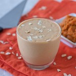 Pumpkin Pie Smoothie Recipe – Good Use of Leftover Canned Pumpkin