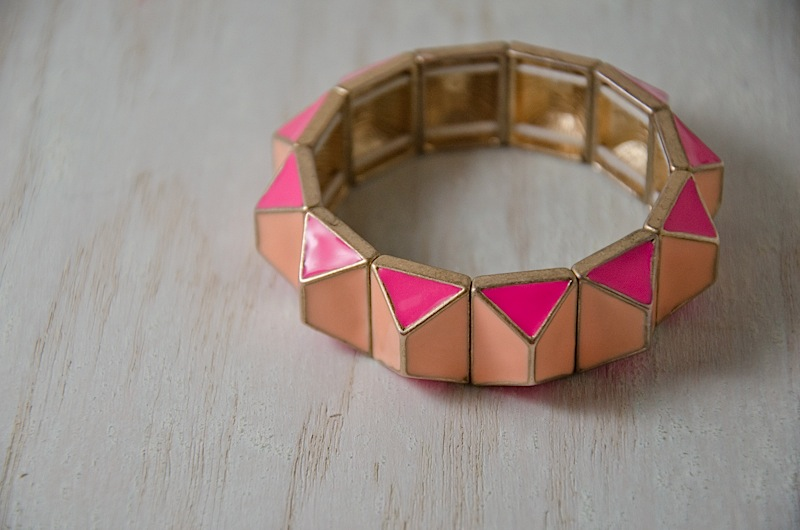 Chic Shops: J Crew Pyramid Bracelet