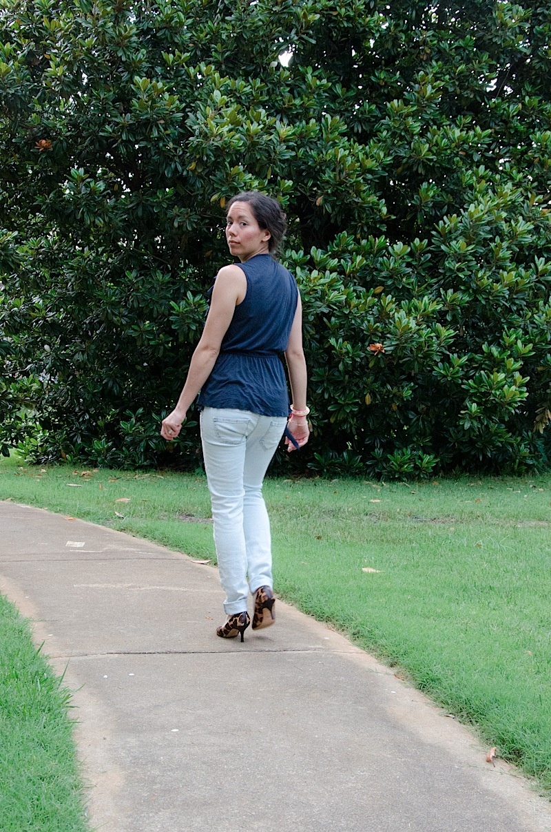 Leopard & Ruffles {Outfit}