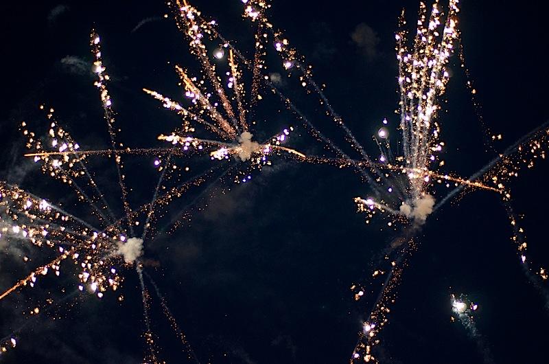 Fourth of July & Fun Firework Photos