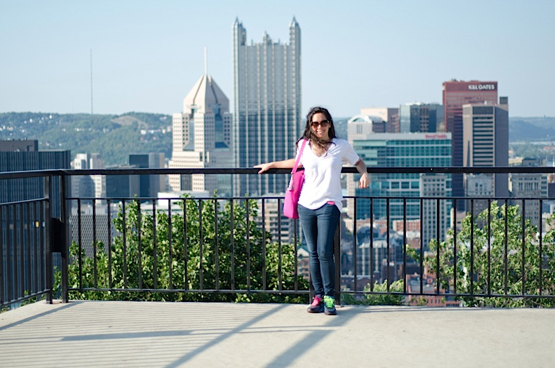 Scenes from Mount Washington {Pittsburgh, PA}