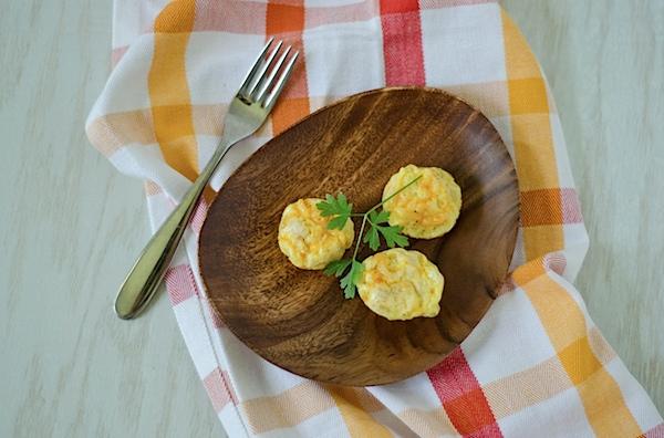 Parmesan Parsley Mini Frittatas