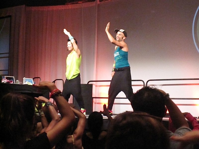Zumba Convention 2012 (Part 2/2)