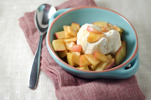 Easy Apples Foster Recipe