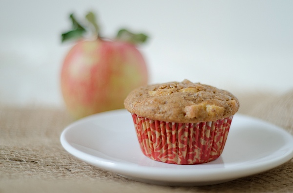 Healthy Cinnamon Apple Muffins Recipe