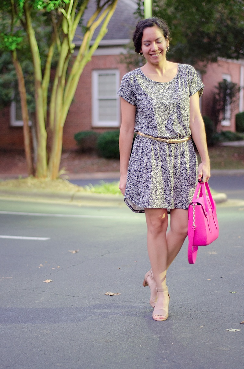 Summer to Fall: Madewell Dress {Outfit}