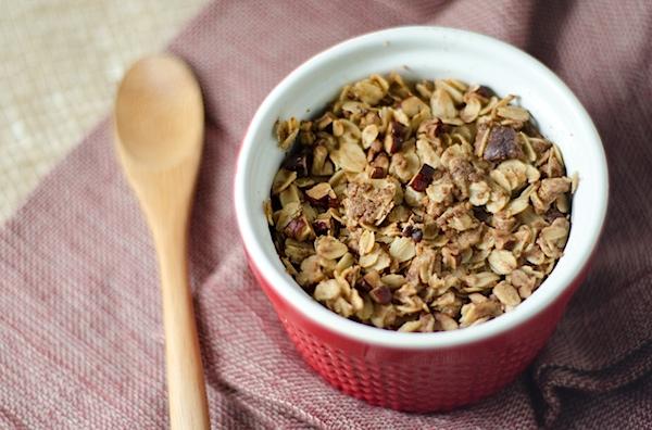Individual Apple Cinnamon Crisp for Dessert or Breakfast Recipe