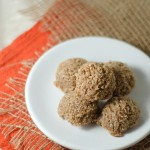 Cinnamon Pecan Dehydrated Coconut Macaroons {Recipe}