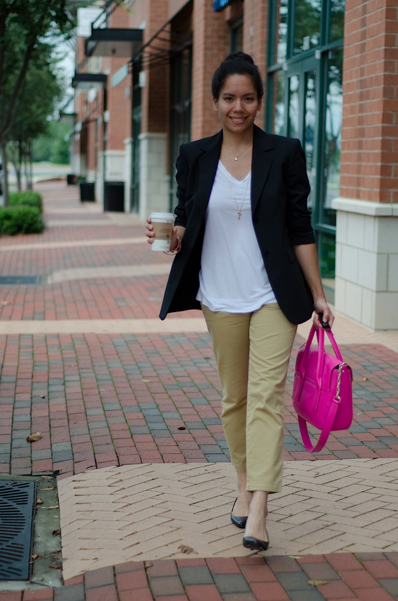 Modern Business Casual Outfit The Chic Life