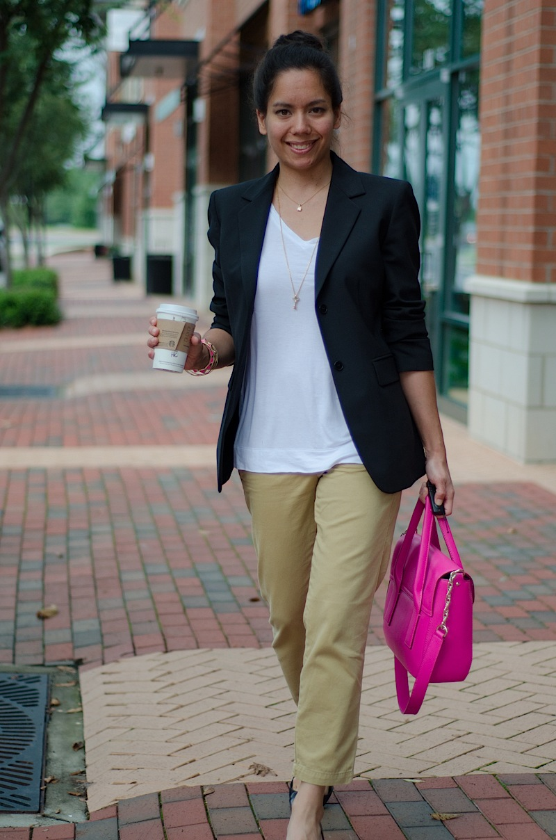 Modern Business Casual {Outfit}