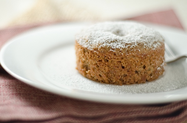 Spiced Pecan Cake Minis Recipe