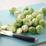 Autumn Quinoa & Brussels Sprouts Recipe