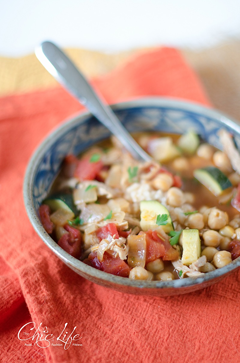 spiced chickpea stew inspired by this recipe chickpea stew by bon ...