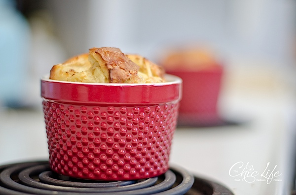 This Individual Challah Bread Pudding recipe is a super easy decadent breakfast, perfect the holidays or any time of year, really. A great use for leftover challah bread. This simple recipe is a fun way to treat yourself or loved ones #recipe #healthy #healthyrecipes #healthyfood #cleaneating #recipe #realfood #holidayfood