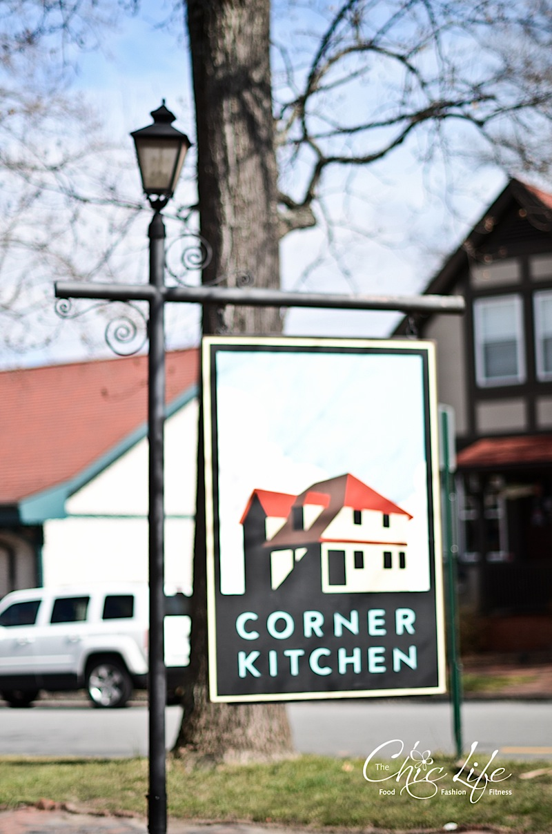 Corner Kitchen Biltmore Wines Asheville NC The Chic